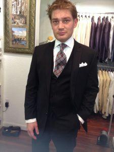 Casual Custom Suit