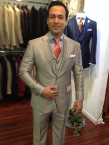 Jovial Custom Made Suit