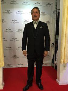 Black Custom Suit