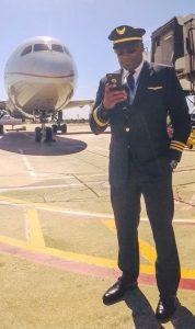 Custom Pilot Suit