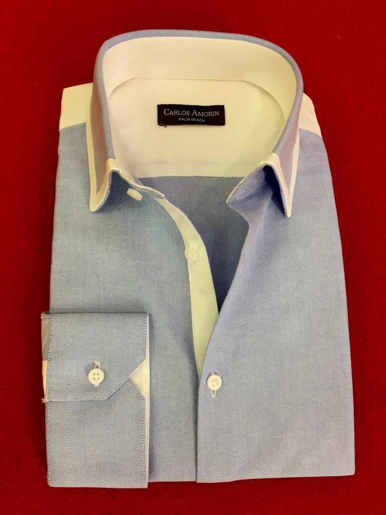 Shirt Pastel Color. Custom Made Shirt.